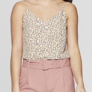 A New Day Leopard Cami